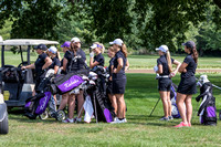 20150827 Lady Kahok Golf vs Triad