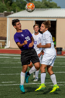 20160820 Kahok Soccer Purple and White Game
