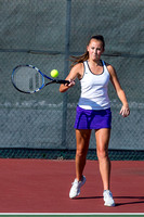 20171003 Kahok Tennis vs Belleville East